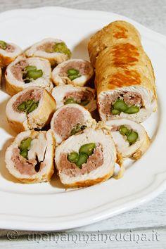 Arrosto delicato, buonissimo, saporito, ottimo per la cena di tutti i giorni e per i bambini, perfetto da preparare in anticipo e adatto al freezer.