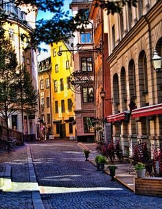 Sweden, Stockholm - 101 places to see before you die Places Around The World, Oh The Places You'll Go, Travel Around The World, Places To Travel, Around The Worlds, Beautiful Places To Visit, Wonderful Places, Natur Wallpaper, Bósnia E Herzegovina
