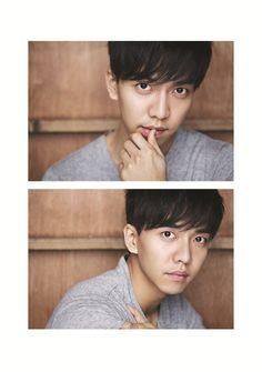Lee Seung Gi - And… Lee Seung Gi, Lee Jong Suk, Korean Star, Korean Men, Korean Celebrities, Korean Actors, The King 2 Hearts, Shin Min Ah, Gu Family Books