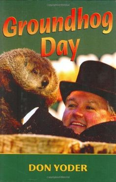 Free Book - Groundhog Day, by Don Yoder, is free in the Kindle store, courtesy of publisher Stackpole Books.