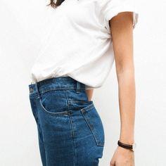 Imagen de fashion, jeans, and style