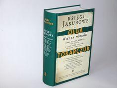 Księgi Jakubowe Olgi Tokarczuk