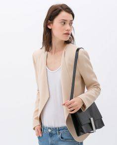 Image 3 of LOOSE FIT BLAZER from Zara