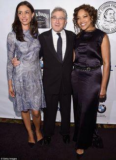 Robert De Niro & Grace Hightower (his wife)   Couples ...