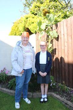 Lily Harwood and Sarah Davies