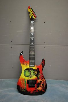 "Kirk Hammett's ESP KH-2 ""The Mummy"""