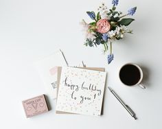 write a card | humphrey & grace