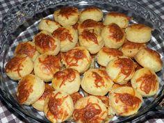 Túrós apró pogácsa Naan, Empanadas, Pretzel Bites, Sprouts, Curry, Bread, Vegetables, Cooking, Food