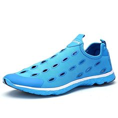 Water Shoes Aleader Mens Slip On Walking Shoes -- Find out more about the great product at the image link. (This is an Amazon affiliate link)