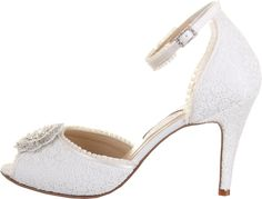 8 of the best new vintage bridal shoes for 2015 - Primrose