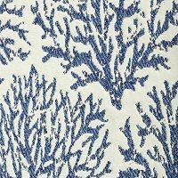 "Outdoor Fabrics | Sunbrella | OutdoorFabrics.com Name: Coraline Indigo Type: Jacquards Material: 100% Bella-Dura Width: 54"""