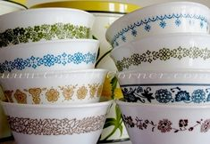 Corelle Corner: Just found this GREAT site for Corelle, Corning Ware, and Pyrex collectors!!