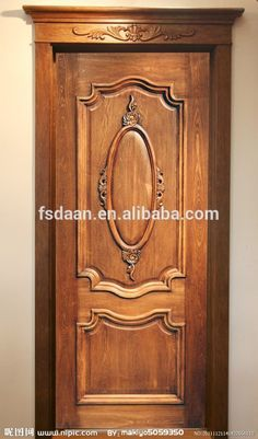 New model kerala style wooden door design woodlust for Indian main door