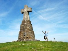 The Basque Country | Cross on the Summit of Saibi - Basque Country, Spain | Flickr - Photo ...