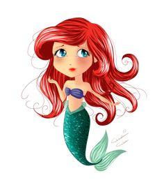Ariel by *MissElysium on deviantART