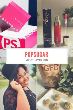 POPSUGAR Must Haves Box Monthly Subscription, code for $5 off first box. Happiness delivered in the form of beauty, fashion, foos and fun with retail over $100.