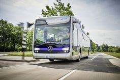 mercedes benz self driving bus designboom