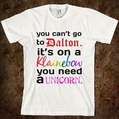 oooh! if there's anything i love it's a t shirt with two darren criss fanjokes in one. <3