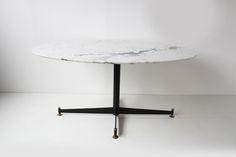 OSVALDO BORSANI MARBLE TABLE  https://www.galerie44.com/collection/mobilier/table-osvaldo-borsani-ovale-6-personnes-marbre-arabescatto-1950-details