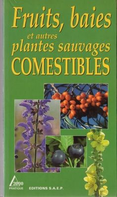 1000 images about plantes sauvages comestibles on - Cuisine plantes sauvages comestibles ...