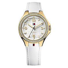 Me gustó este producto Tommy Hilfiger Reloj Mujer Blanco. ¡Lo quiero!