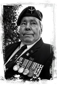 Portrait photo of John Kinsela