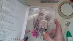 Avant Garden 3 cards 1 stamp set - YouTube