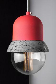 Limpiar el diseño minimalista que enfatizan la mirada cruda del concreto. Una lámpara especial de hormigón ligero. mi lámpara de hormigón es mucho más ligero entonces suelen ser concreto. Medidas: Altura: 25cm/9,8 (con bombilla) Diámetro: 15cm/5,9 Longitud del alambre/de cable: