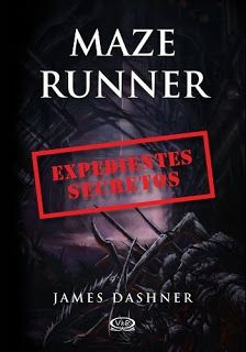 Let It be: EXPEDIENTES SECRETOS DE CRUEL - JAMES DASHNER