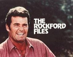 Rockford Files makes me think of my dad because I would watch this show with him.  I loved the theme song.