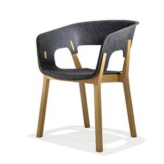 Products we like / Chair / Fabric / Wood / Connection / at LOOK AT STUFF