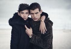 Emporio Armani Fall/Winter 2014 Watches & Jewelry Campaign image ea time001