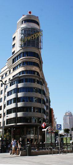 Plaza del Callao. Madrid