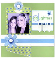 Layout: Daughters