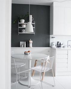 """441 tykkäystä, 23 kommenttia - @ahintofscandinavia Instagramissa: """"Meidän keittiö kivaa keskiviikkoa kaikille! • • #instakodit #inspiroivakoti #sisustusinspiraatio…"""""""