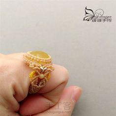 Macrame Jewelry Tutorial, Macrame Rings, Macrame Knots, Micro Macrame, Gold Rings, Gemstone Rings, Wire Wrapping, Tatting, Paracord