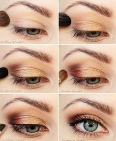 10-Easy-Simple-Winter-Makeup-Tutorials-For-Beginners-Learners-2016-1.jpg (400×487)