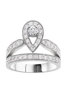 Élégant Femme Ovale Cut 2.95 ct Blanc Saphir Argent 925 fête de mariage Taille 6-10
