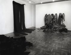 Robert Morris: Felt Pieces, CASTELLI GALLERY, New York, April-May 1968.