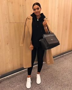Winter fashion outfits, Casual winter outfits, Autumn fashion Fashion, Winter outfits women, Street style trends - There are many great outfits you may wear which are appropriate without appeari - Winter Outfits Women, Casual Winter Outfits, Winter Fashion Outfits, Classy Outfits, Look Fashion, Chic Outfits, Womens Fashion, Ladies Fashion, Feminine Fashion