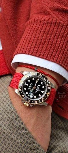 Red Gentleman's Essentials