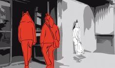 """""""E SCAPE"""" Campaña Animada Contra el Bullying y Cómo se hizo la animación. Stop Motion, Social, Darth Vader, Entertaining, Videos, Character, Inspiring Pictures, Cartoon, Movies"""