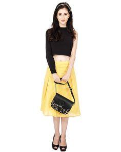 http://www.stalkbuylove.com/yellow-box-pleat-skirt-8.html StalkBuyLove.com
