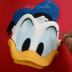 Donald y Mickey Mouse by Natalia Casaballe