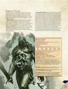 Updated Day 01 Grave Titan