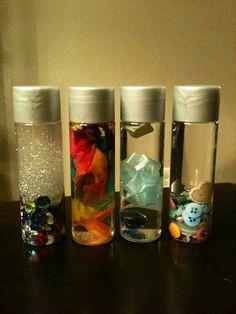For the Love of Learning: Sensory Bottles