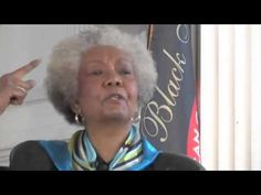 Black Time Travel | Dr. Frances Cress Welsing talks about surviving racism in the 21st century