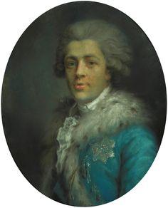 Portrait of Ignacy Potocki by Anna Rajecka, ca. 1784 (PD-art/old), Muzeum Pałacu Króla Jana III w Wilanowie
