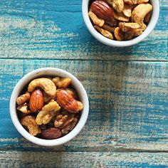 Vegan Richa: Chana Masala Spiced Roasted Nuts. Vegan [gluten-free] snack.  *Watch out: they're ADDICTIVE. (;
