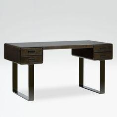 Euclide Desk by Armani/Casa